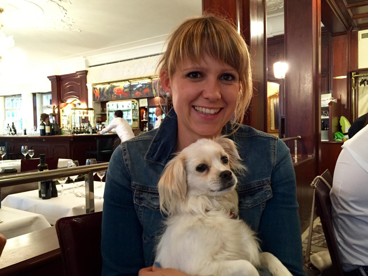 Meet & Greet mit Mamsell Angelina