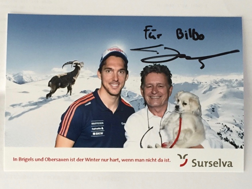 Mit Skistar Carlo die Sommerpause beendet